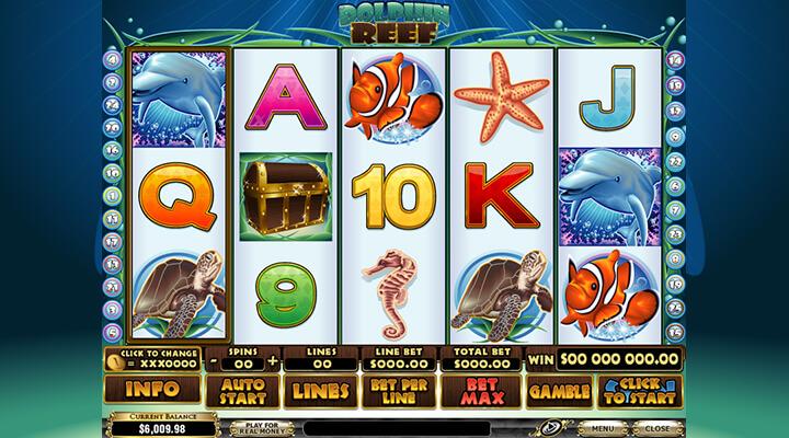 Slot Machine Gratis Dolphin