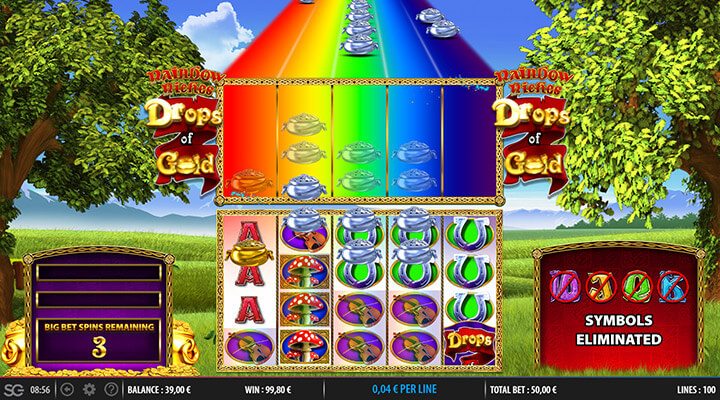 Rainbow Riches Fields Of Gold Free Play