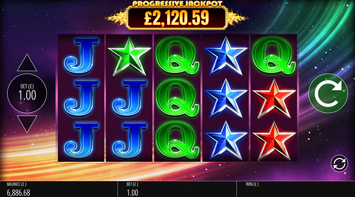 Wish Upon a Star Slot Machine